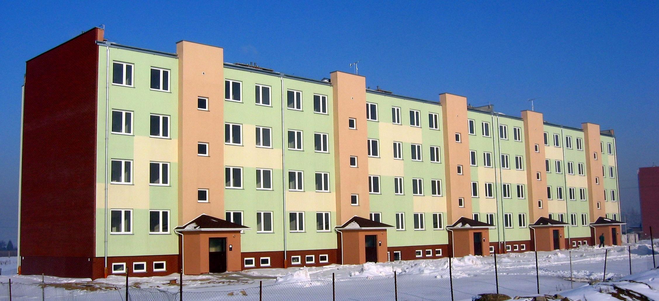 Zdjęcie główne #43 - Budownictwo mieszkalne