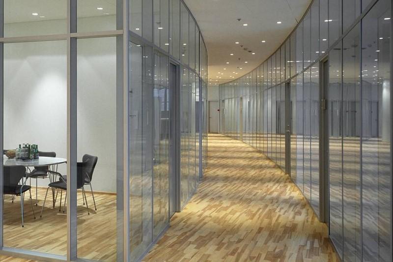 Zdjęcie główne #45 - Ściany szklane